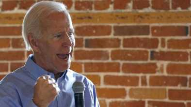 Biden Vows to 'End Fossil Fuel' in Intimate Moment w/ Young Activist