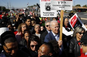 Biden's Ties to 'Deporter in Chief' Obama May Harm Appeal to Latino Voters