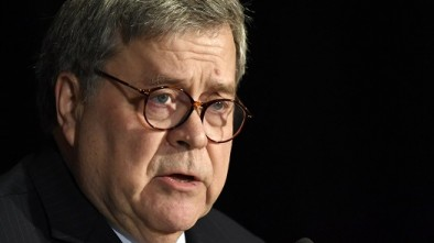 Bill Barr Says He Doesn't Expect Investigation into Obama or Biden