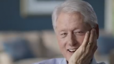 BILL CLINTON: Sex w/ Lewinsky Was to 'Manage My Anxieties'