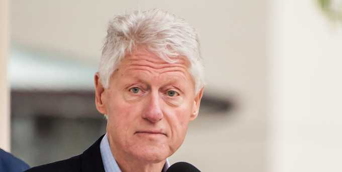 Bill Clinton Still Silent About Flights On Pedophile's Sex Plane