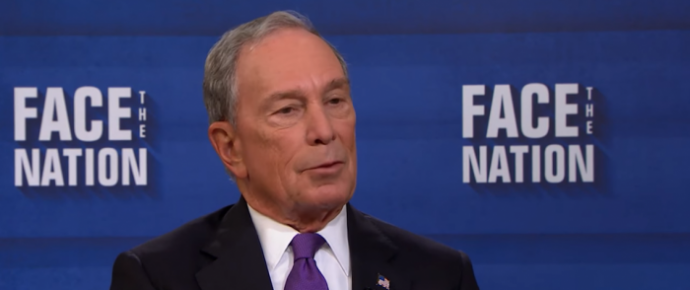 Billionaire Bloomberg Blasts 'Epidemic Of Dishonesty' After Obama