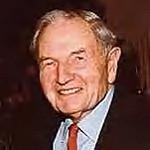 David Rockefeller photo
