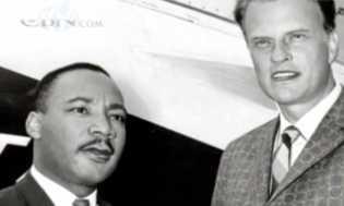 Billy Graham, America's Pastor, Dead at 99 1