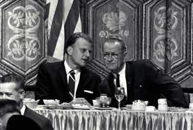 Billy Graham, America's Pastor, Dead at 99 3