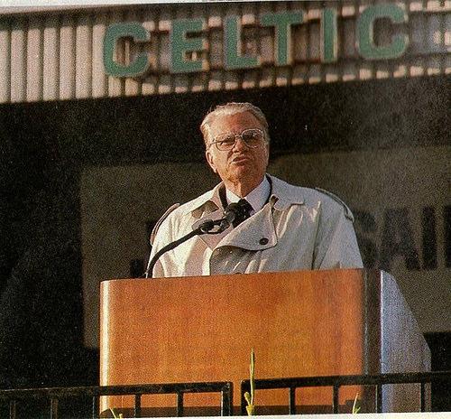 Billy Graham photo
