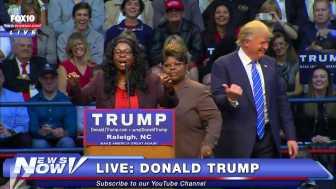 Black, Liberal Woman Dumps Obama to Run Trump Store