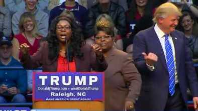 Black, Liberal Woman Dumps Obama to Run Trump Store