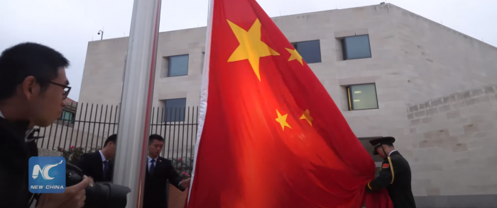 Blackburn, Cotton Want Chinese Embassy Street Named After Heroic Wuhan Dr.