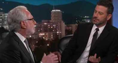 Blitzer Whines to Jimmy Kimmel about Press Hostility