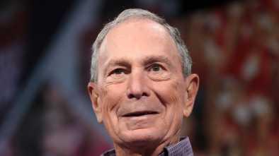 Bloomberg's Move Reveals Distaste for Biden, 2020 Democrats