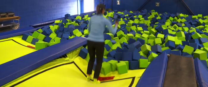 Blumenthal Introduces Bill to Stop Trampoline Parks from Avoiding 'Justice'