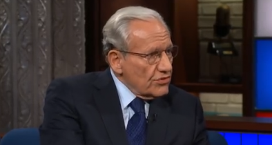 Bob Woodward Claims 'Fear' Book is 'The Best Reporting You Can Do'