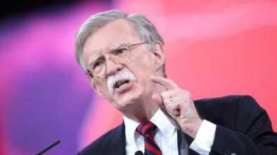 Bolton: Democrats' 'Level of Hypocrisy' on Russia 'Hard to Match'