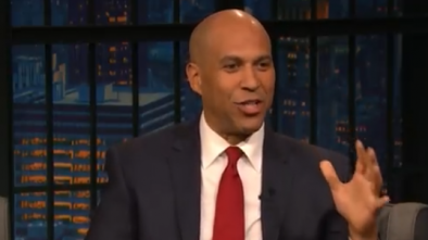 BOOKER: Trump Has Ushered In a Time of 'Moral Vandalism'