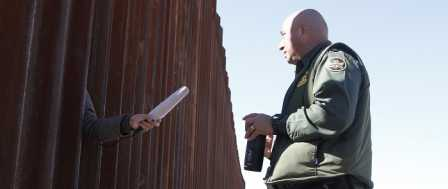 Border Apprehensions Drop for 8 Months in a Row