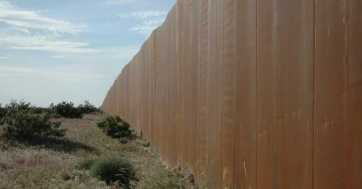 Border Patrol Chief: Wall Will Only Protect Half of Mexican Border