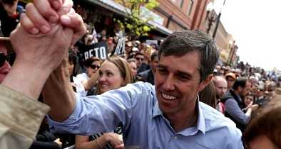 'Born to Be In It' Beto Officially Announces 2020 Presidential Campaign