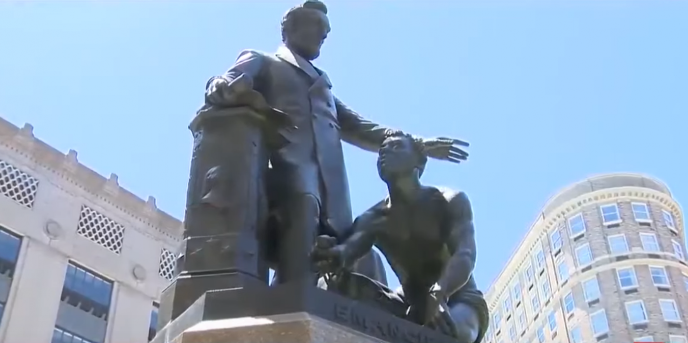 Boston Commission Unanimously Votes to Remove Emancipation Memorial