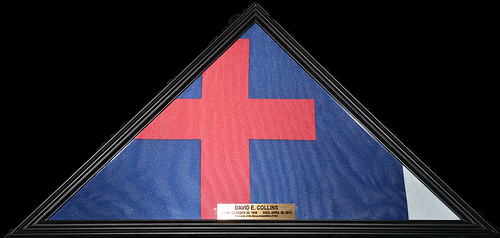 Christian flag photo