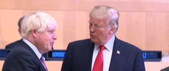 Britain's New PM---and Trump Ally---Boris Johnson Plans Brexit, Deal or No Deal