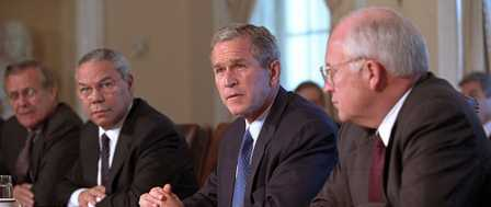 Bush Neocon 'NeverTrump' Foreign Policy Experts Welcome His Reversals; Remain Wary