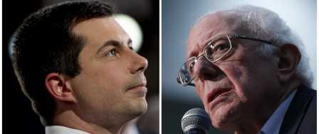 Buttigieg, Sanders Nearly Tied as Iowa Caucus Results Narrow