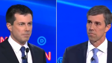 Buttigieg Slams O'Rourke's Mandatory Assault Rifles Buyback Policy During Debate