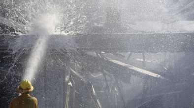 California Evacuates 50K People, Kills Power for 2.35 Million Due to Wildfire