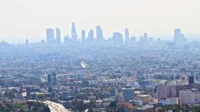 California Focuses On Global Warming While Choked By Air Pollution