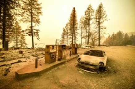 California's Deadliest Wildfire Contained After Killing 87 People 1