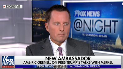 Calls Grow in Germany to Expel US Ambassador Richard Grenell 1