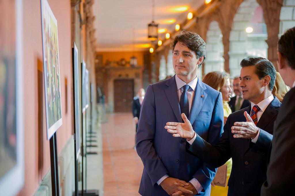 Justin Trudeau 2017 photo