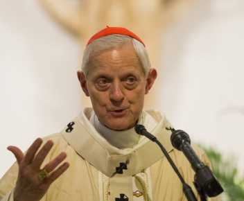 Cardinal Who Hid Child Sex Abuse Prostrates in Repentance at Mass