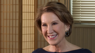 Carly Fiorina: Trump Sees Women As 'Something to Be Used'