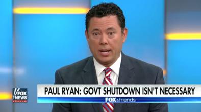 CHAFFETZ: Trump Should Hold Ground on Gov't Shutdown Over Border Wall Funding