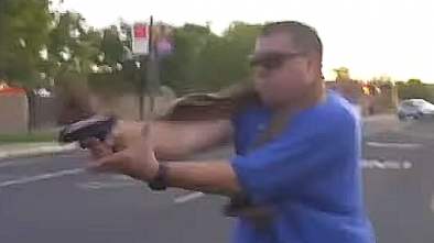Charge Dropped against Armed Albuquerque Peacekeeper over Statue Shooting