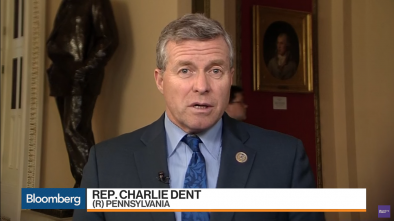 Charlie Dent Introduces House Bill to Protect Robert Mueller