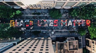 Charlotte Follows D.C., Paints 'Black Lives Matter' on City Street