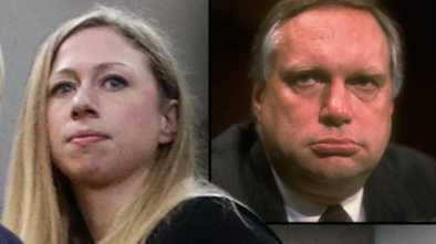 Chelsea Clinton Offered $1 Million to Prove ID of Her Father 2