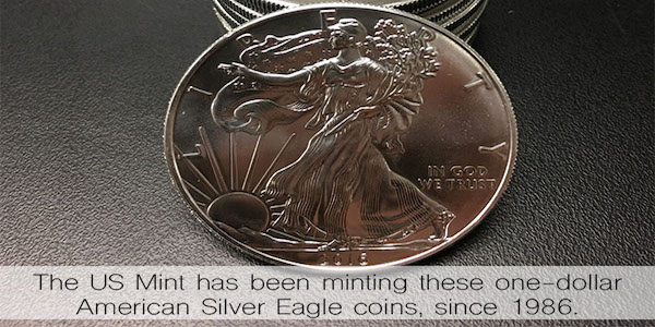 Looking for the the world's most popular silver coin - the American Silver Eagle? Check out a reputable dealer like Money Metals Exchange