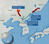 China & Now Russia Send Troops to Border with North Korea