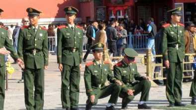 China Warns Trump: 'We Will Prevent A North Korea Regime Change'