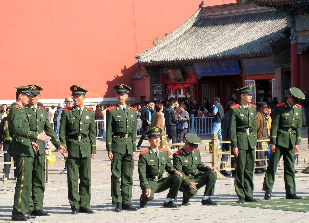 China military photo