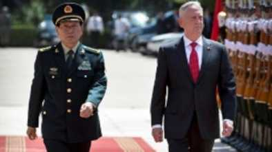 Chinese Defense Minister Will Visit U.S. Next Week