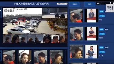 Chinese Surveillance Looks A Lot Like US Surveillance