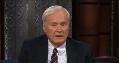 Chris Matthews Out-Colberts Colbert on 'Late Show'