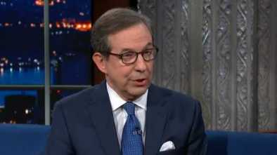 Chris Wallace Shuts Down Colbert's Efforts to Shift Goal Posts on Mueller Hearing