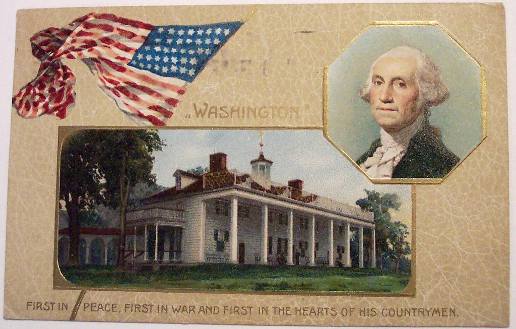President George Washington photo