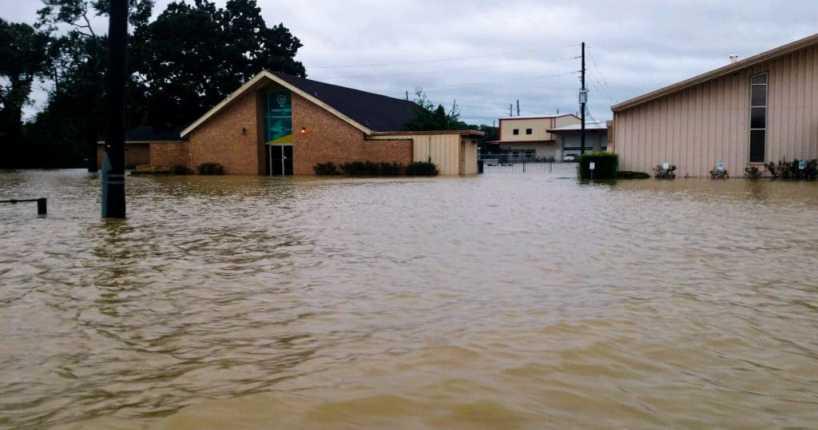 Churches Sue FEMA for Hurricane Relief Funds